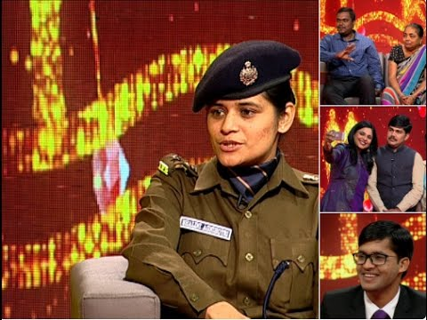 Zindagi Live Returns- Achievers Rise Above Their Circumstances To Crack UPSC- On 25th March 2017