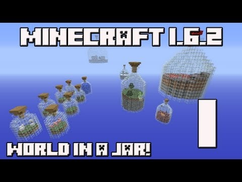 Minecraft 1.6.2 World in a Jar! Capitulo 1