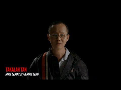 Blood Beneficiary Stories - Takalah Tan