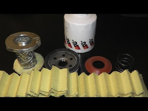 K&N Oil Filter Review and Specs