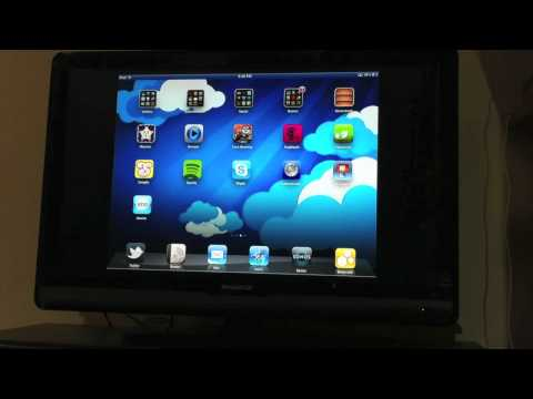 Use iOS 5 and AirPlay to mirror the iPad 2 on your TV