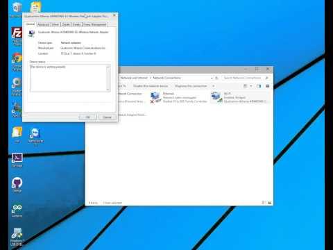 Share PC WiFi to Windows 10 IoT Raspberry Pi via Ethernet