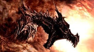Skyrim Alduin Fight Part 2 Legendary