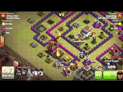 Clash of clans War Win no 42