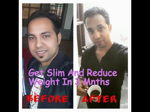 How To Be Slim In 1 month
