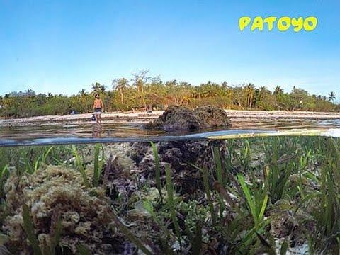 Exploring Dimancal island, Linapacan, Philippines