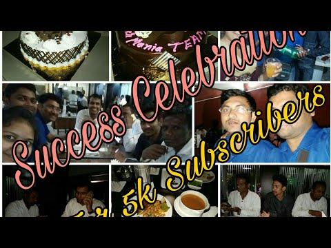 Success Celebration Of English Mania Channel