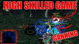 DOTA SPECTRE HIGH SKILLED GAME (THEY ARE FOCUSING ME!)