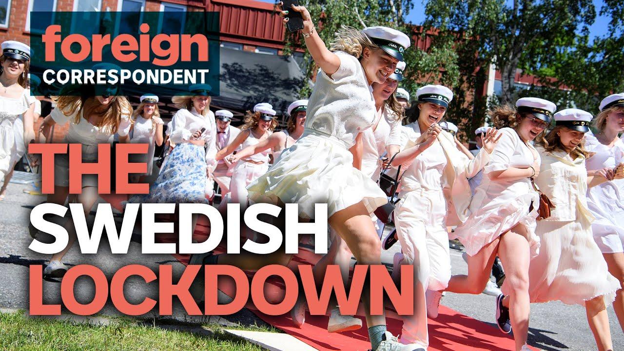 Lockdown Lite: Sweden's Model of Coronavirus Control | Foreign Correspondent