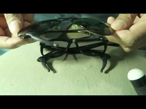 DO SUNGLASSES ALWAYS FALL OFF YOUR FACE? HERES A FIX!