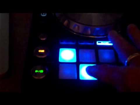 DDJ-SX Slicer effect in Serato DJ