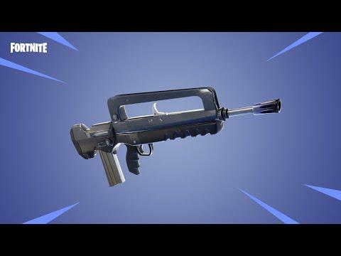 THE NEW GUN IS DRIVING ME INSANE!! (FORTNITE BATTLE ROYALE)