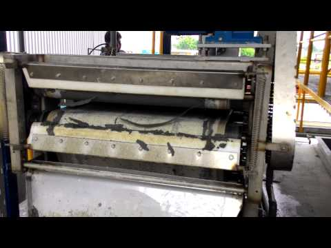 Belt Press Machine