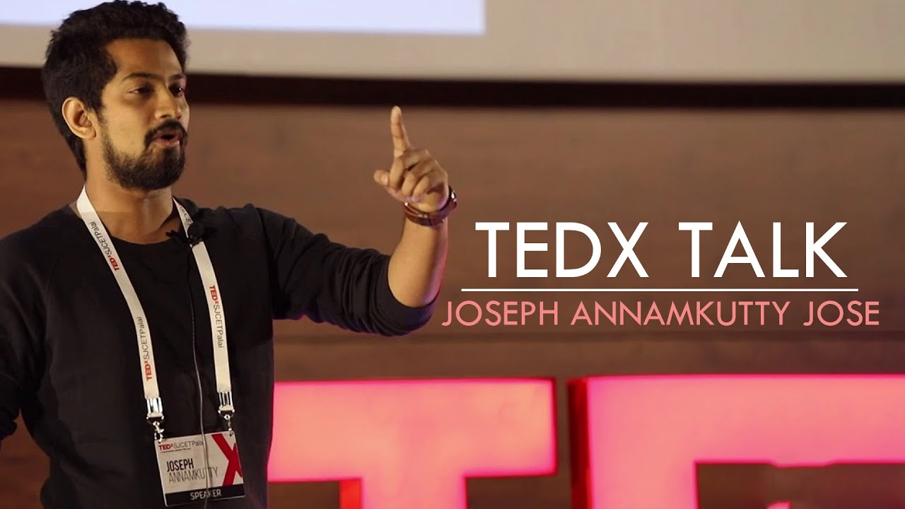 TEDx Talk by Joseph Annamkutty