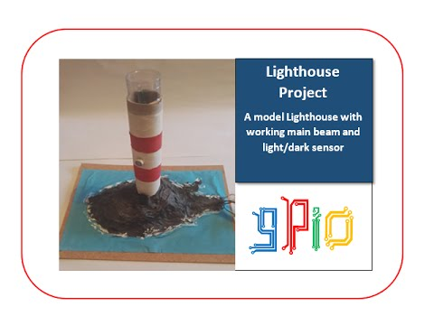 How to make a Lighthouse - a gPiO box project
