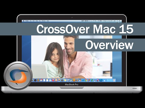 CrossOver Mac 15 - 1 Minute Overview