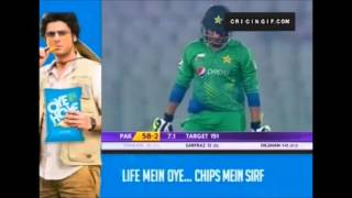 Highlights   PAK v SL   Asia Cup T20   2nd Innings