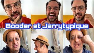 Live Booder et Jarrytypique 😂🤣 #Booder