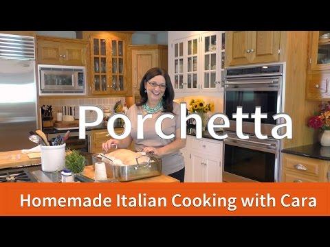 All Belly Porchetta Roast with Crispy Skin