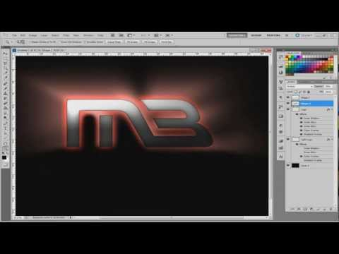 How To Create Your Own Logo - A PhotoShop Tutorial