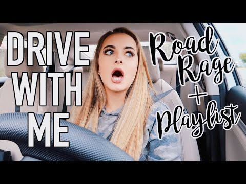 Drive With Me | New Car, Road Rage, & October Playlist | Day In My Life