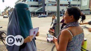 Denmark bans full-face veils   DW English