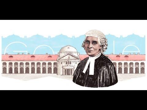 Cornelia Sorabji II Google Doodle II News Arena II
