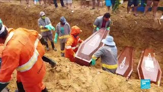 Brazil's city of Manaus resorts to mass graves as country's coronavirus death toll soars