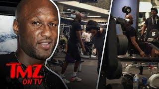 Lamar Odom Training For A Return!   TMZ TV