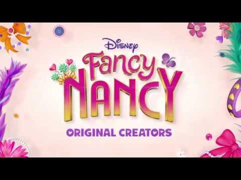 Meet the Creators!   Fancy Nancy   Disney Junior