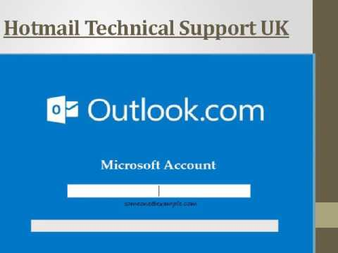 Recover Lost Hotmail Password with Hotmail Password Reset