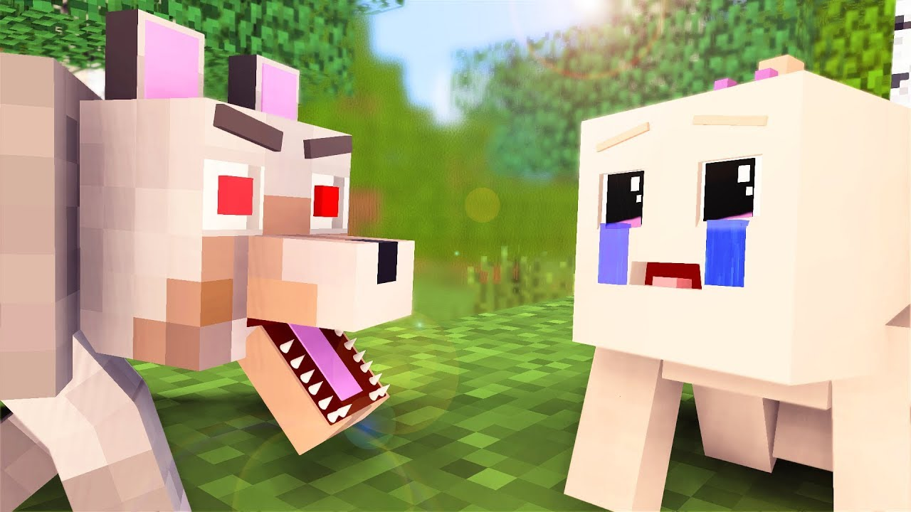 Download Wolf Life 4  - Minecraft animation MP3 Gratis