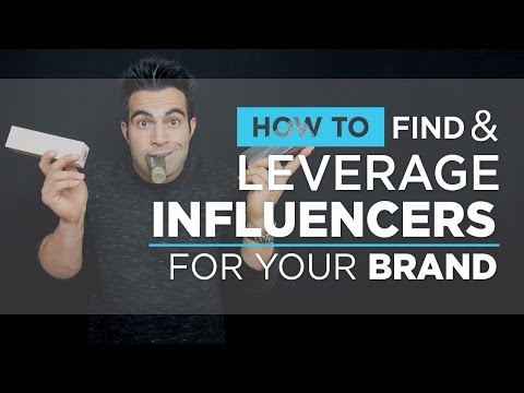 How To Find and Leverage Influencers on Social Media | Digital Marketing Tips