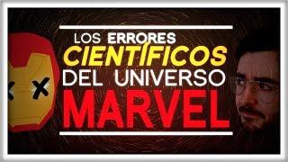 Nadie Podría Sobrevivir dentro del Traje de IronMan | Los Errores Científicos de Marvel