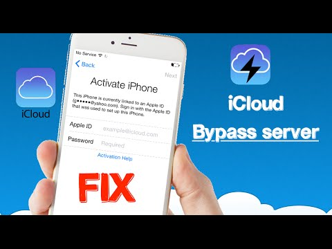 iCloud Activation lock bypass iOS 8.3, 8.4