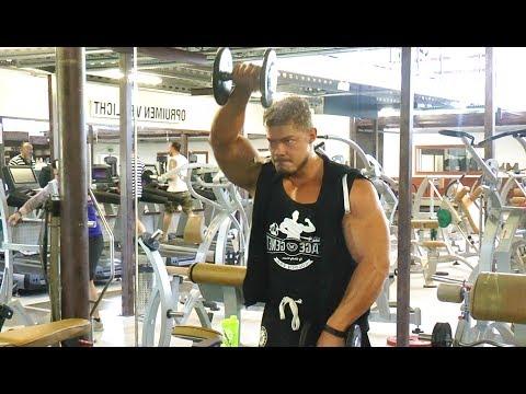 Classic Shoulders | Making Bodybuilding Food Taste GOOD
