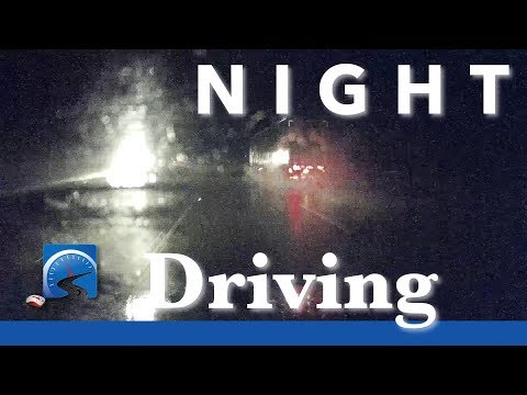 NIGHT DRIVING and Techniques to Keep You Safe When Driving :: Smart Sunday #42