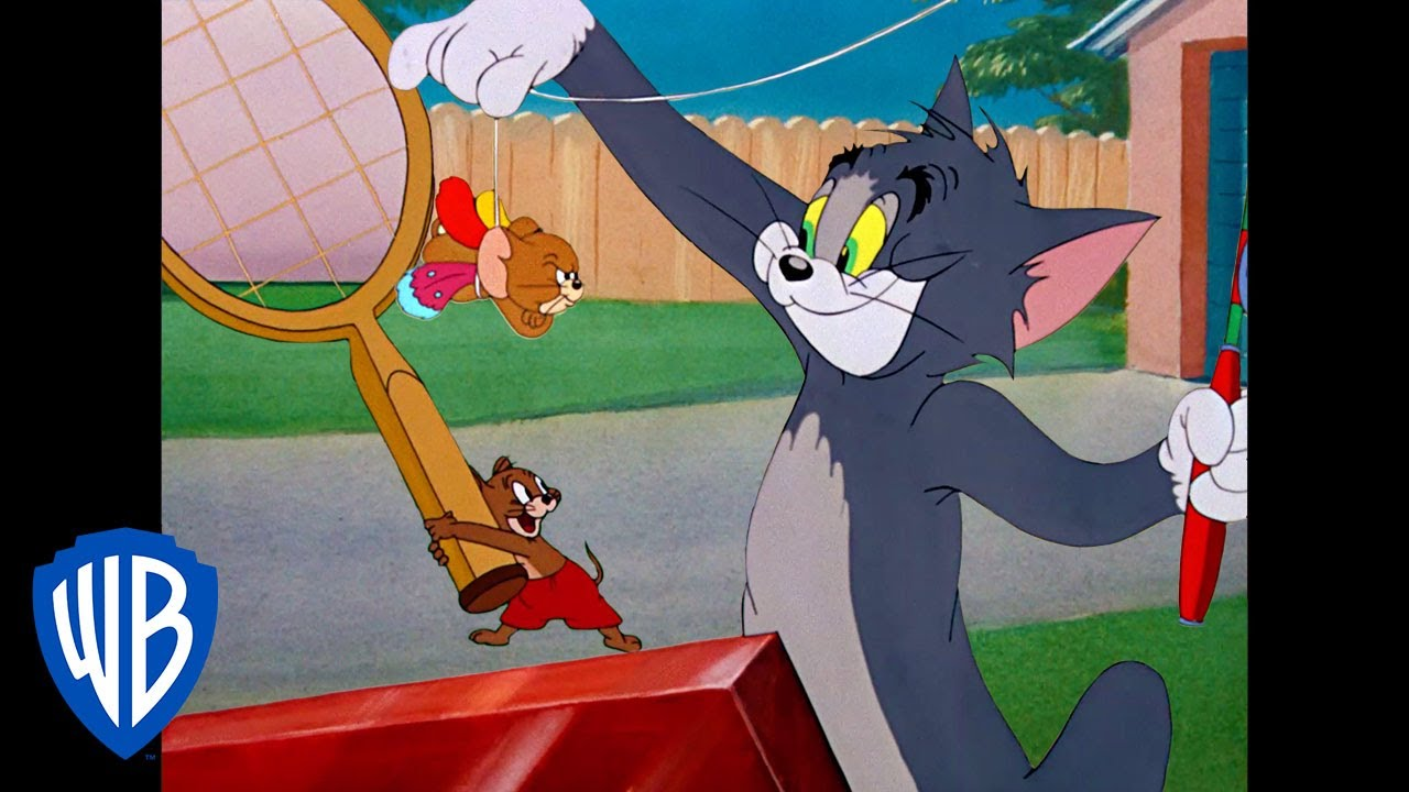 Tom & Jerry | Sunny Day Activities | Classic Cartoon Compilation | WB Kids