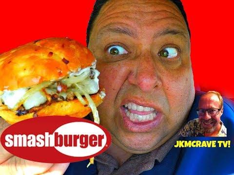 Smashburger's® French Onion Double Burger w/JKMCraveTV!