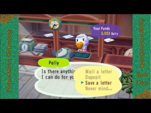 Animal Crossing GameCube w/ Agrsn: Day 2(p3): Trash Picker