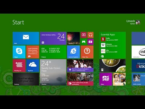Synchronize windows 8 apps manually