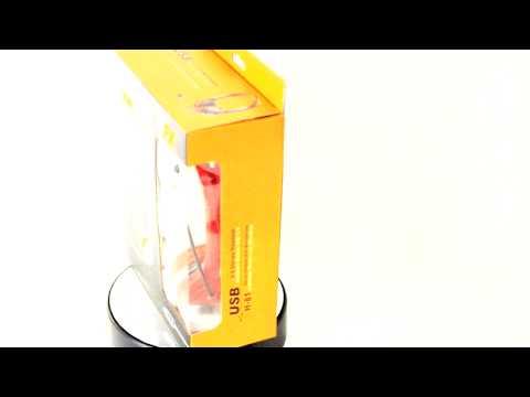 USB COMPUTER LAPTOP SKYPE CHAT HANDS-FREE HEADPHONES HEADSET & MICROPHONE