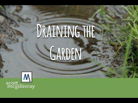 Good to Grow: Draining the Garden