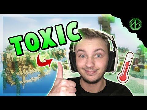 BEING SICK MAKES ME TOXIC? ( Hypixel Skywars )