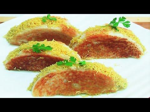 बाजार का समोसा भूल जायेंगे ये सैंडविच खाके-Sun Sandwich-Party Kid's Tiffin Box Snacks Recipe
