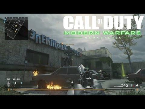 Modern Warfare Remastered Funny Moments and ninja Defuses!