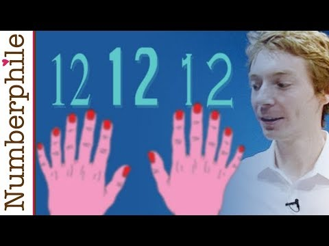 Base 12 - Numberphile