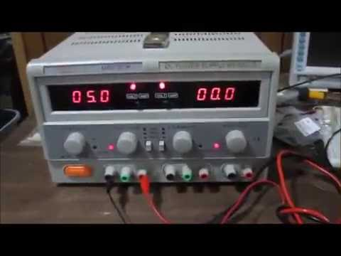 How to Obtain Negative Voltage From a DC Power Supply or a Battery