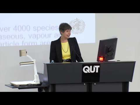 2014 QUT Grand Challenge Lecture - Air Quality Reports on Our Mobiles: Do We Care? - L Morawska