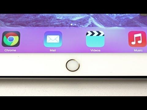 iPad 5 / iPad Mini 2 to feature fingerprint sensor?